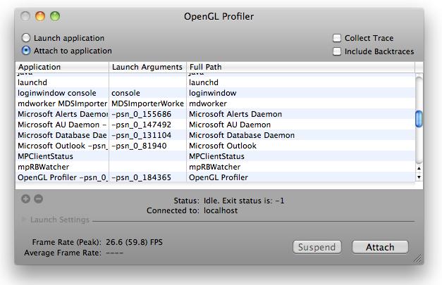 Profiling OpenGL - VisItusers org
