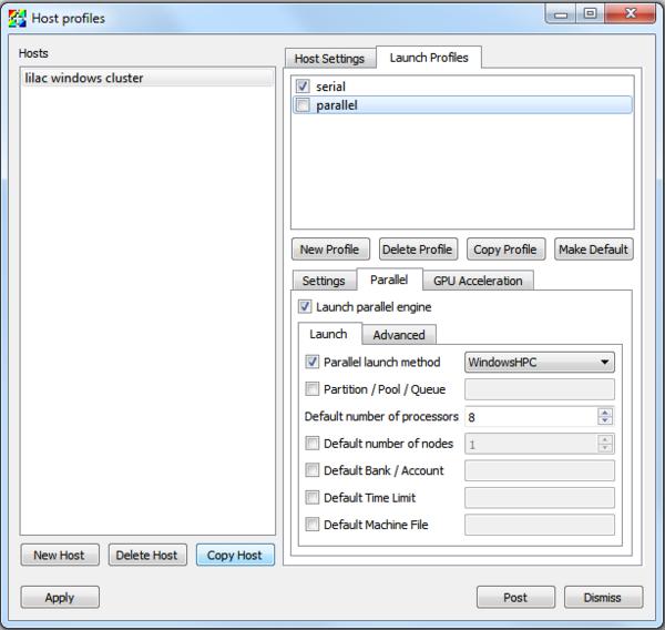 Parallel on Windows - VisItusers org